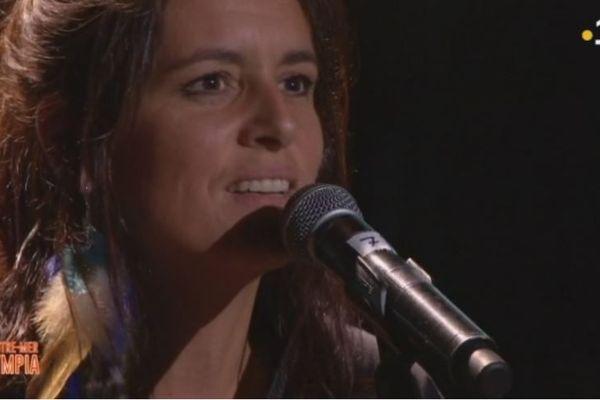 La Saint-Pierraise Alexandra Hernandez raconte son incroyable expérience sur la scène de l'Olympia
