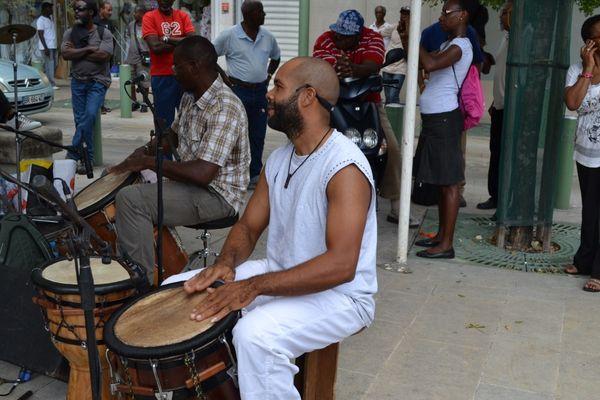 percussionnistes horizon