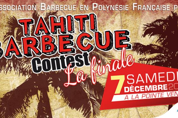 Tahiti Barbecue Contest