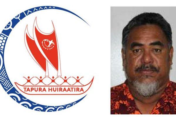 Bernard Natua rejoint le Tapura