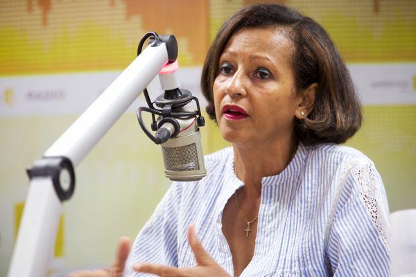 Marie-Luce Penchard a pris ses distances avec Nicolas Sarkozy, l'ancien président de la République