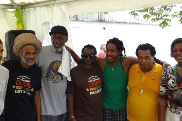 Festival Cyenne reggae festival