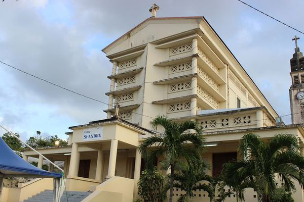 Eglise de Morne à l'Eau