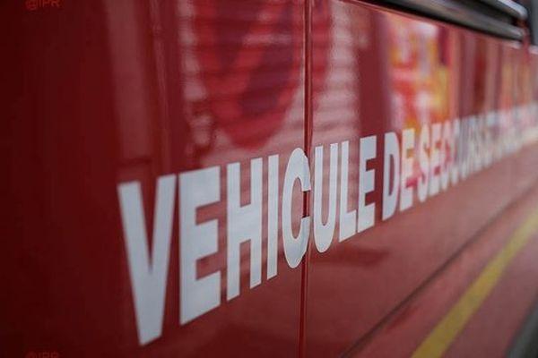 Accident ambulance pompiers