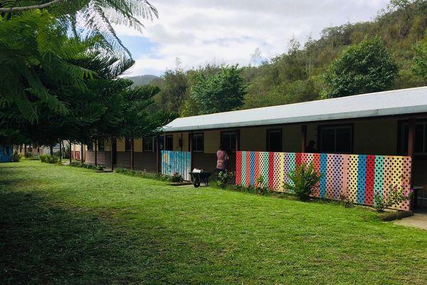 Ecole Oueholle Kaala-Gomen
