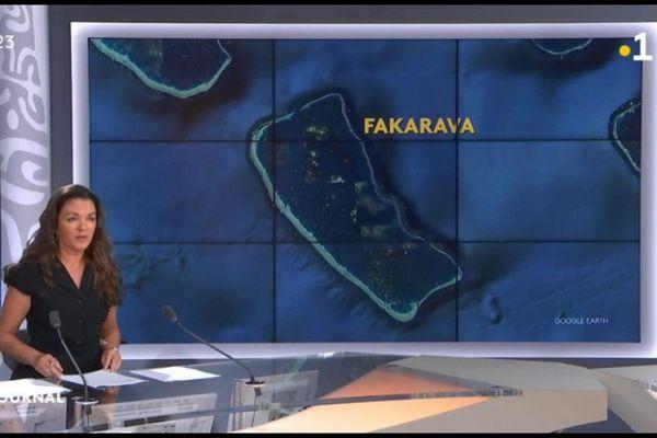 A Fakarava on prend les choses du bon côté