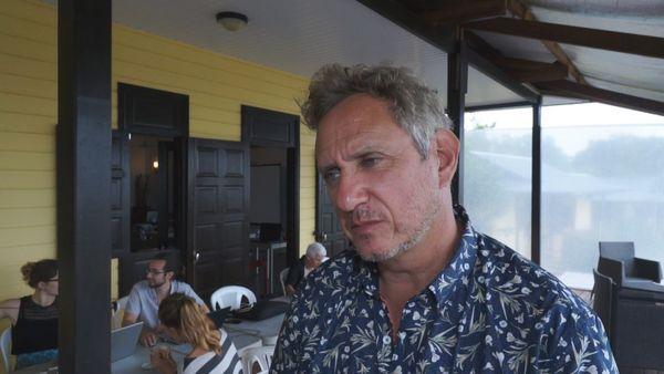 Rodolphe Gozlan, maitre de recherches à l'IRD