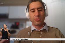 Le député François Ruffin, invité du journal de 13 heures du 03 février 2021.