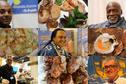 Portraits croisés de chefs présents au Salon de la Gastronomie des Outre-mer