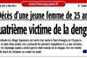Quatrième décès dû à la dengue en Guyane, arrestations de voleurs en Martinique, surchauffe sociale à la Réunion…  Les Une de la presse Outre-mer