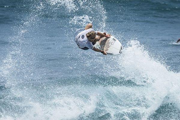 Martinique Surf Pro : figures libres