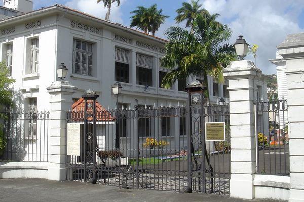 préfecture Martinique