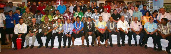 Congrès des leaders des télécoms du Pacifique