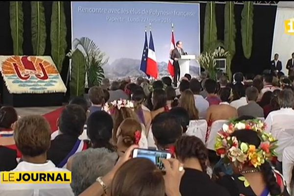 François Hollande : quel bilan pour la Polynésie ?