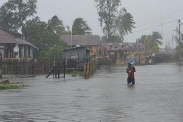Chedza inondations Madagascar 1