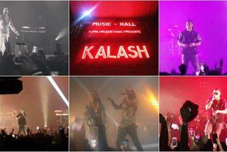 Le concert de Kalash à l'Olympia partagé par ses fans sur les réseaux sociaux