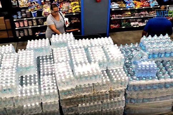 Porto Rico supermarché