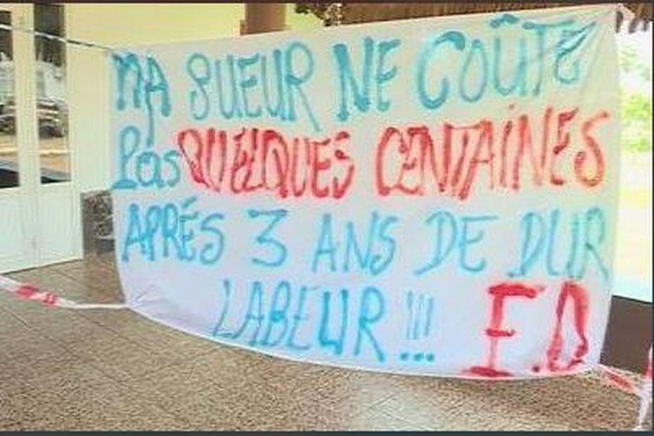 Fonction publique territoriale: débrayage du syndicat Force Ouvrière de Wallis et Futuna pour relancer les négociations. - Wallis-et-Futuna la 1ère