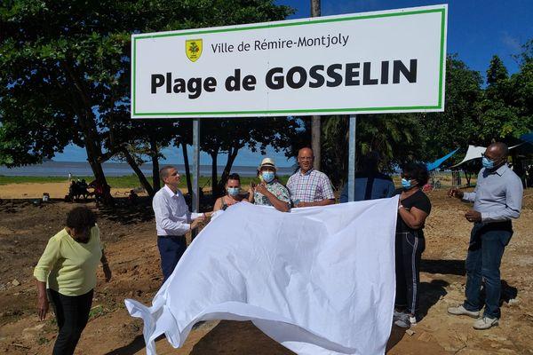 Plage de Gosselin