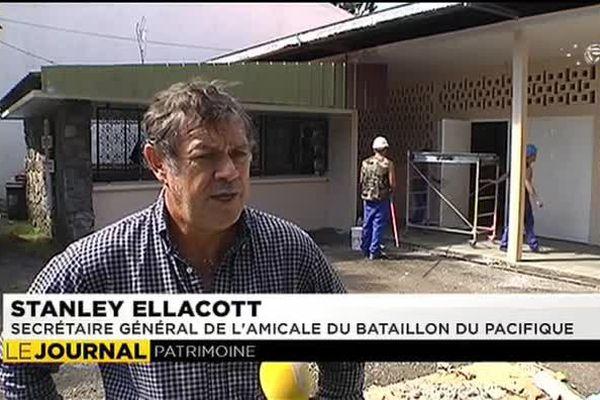 Les bénévoles au secours de la maison de la France libre