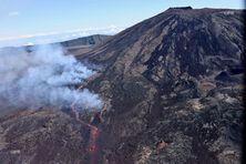 Le Piton de la Fournaise offre sa troisième éruption de l'année à La Réunion.