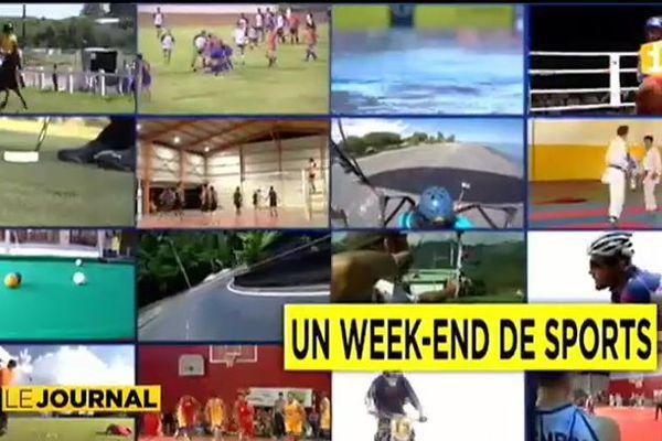 Un week-end de sport : Fitness, aviron et va'a