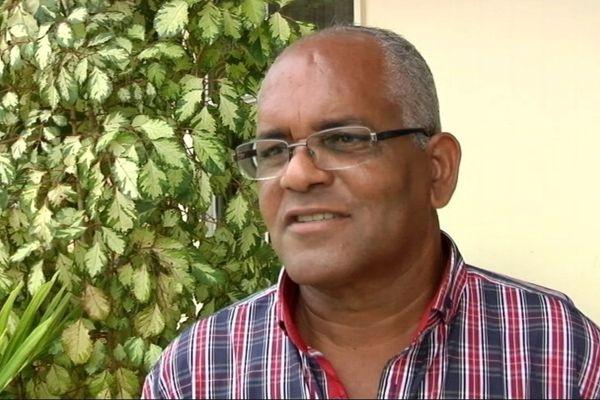 Christian Epailly, Président de la Chambre d'Agriculture