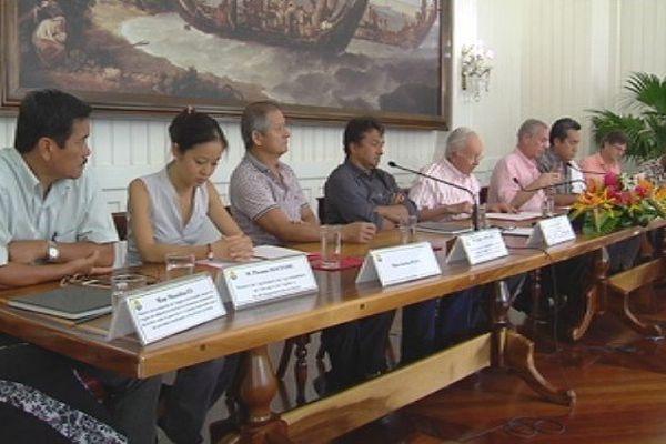 conference de presse mission en chine