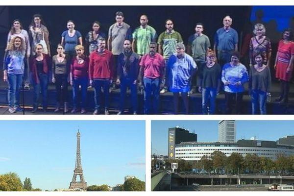 La chorale VOCAL à Paris - Radio France