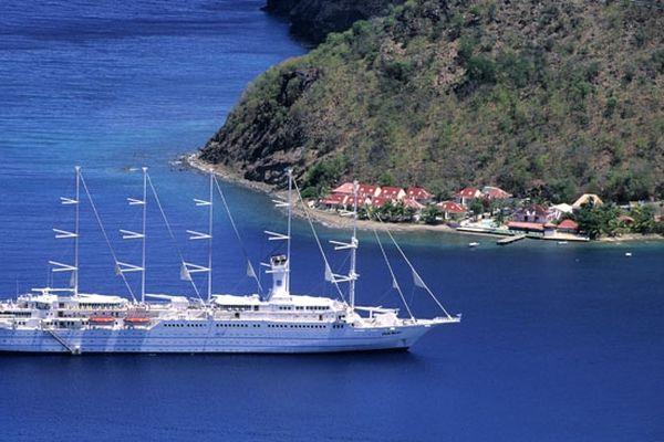 Tourisme de croisière en Guadeloupe