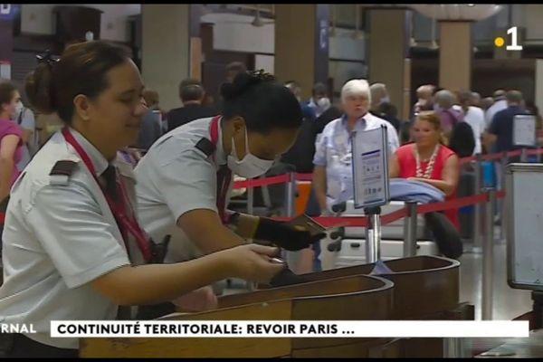 Un 2ème vol de continuité territorial vers Paris