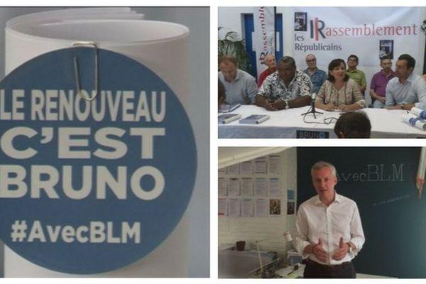 Comité soutien Bruno Le Maire