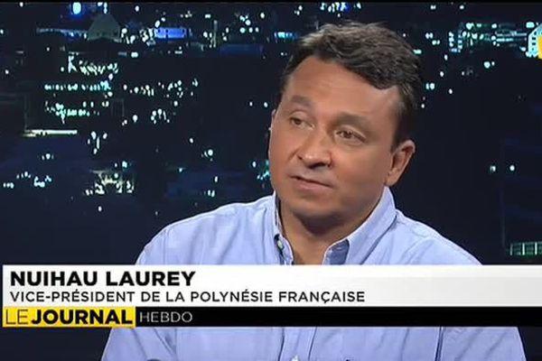 Niihau Laurey confirme sa candidature aux sénatoriales