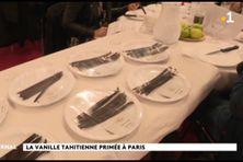 Concours agricole : la vanille de Tahiti primée deux fois