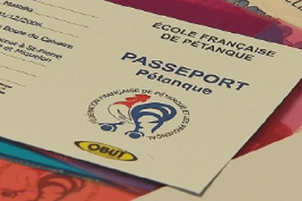 Le passeport pétanque