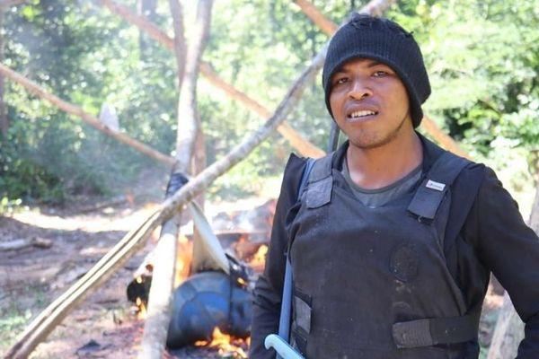 Paulo Paulino, défenseur de la forêt