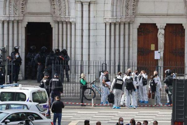 attentat église de Nice