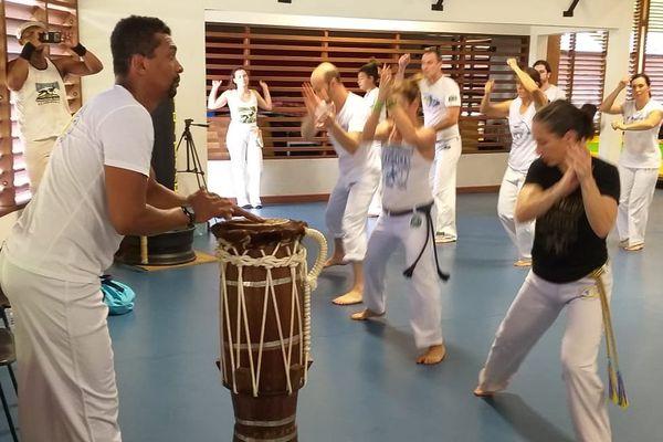 Capoeira à Macouria mai 2019