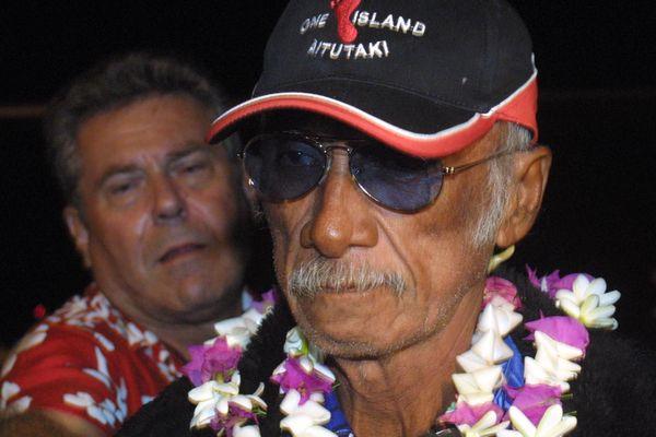 Tavae Raioaoa accueilli le 17 juillet 2002 à Papeete quatre mois après sa disparition