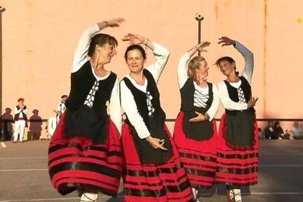Orok Bat danse basque