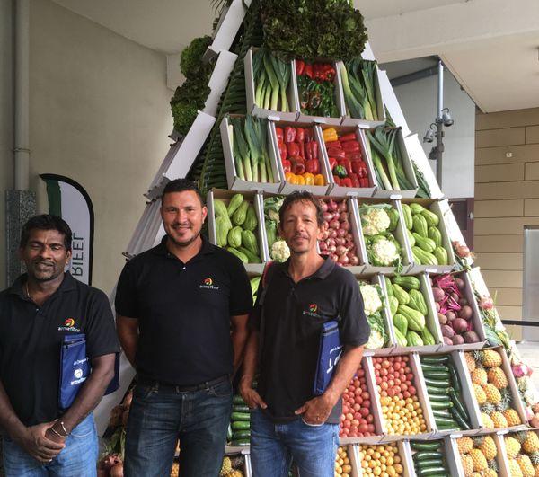 Le Congrès des Légumes de France s'ouvre pour la première fois à La Réunion.