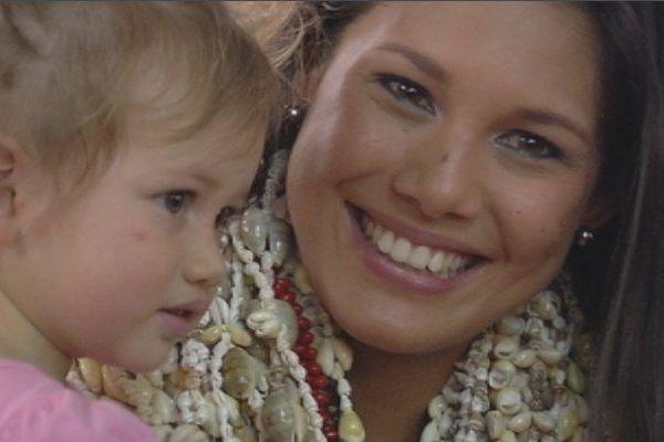 Miss Tahiti Mehiata Riaria