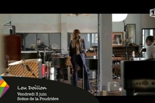 Sakifo bio expresso : Lou Doillon
