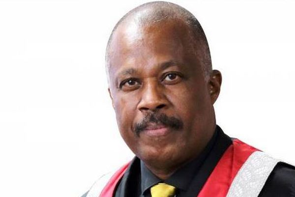 Hilary Beckles, doyen de la faculté de l'université des West Indies