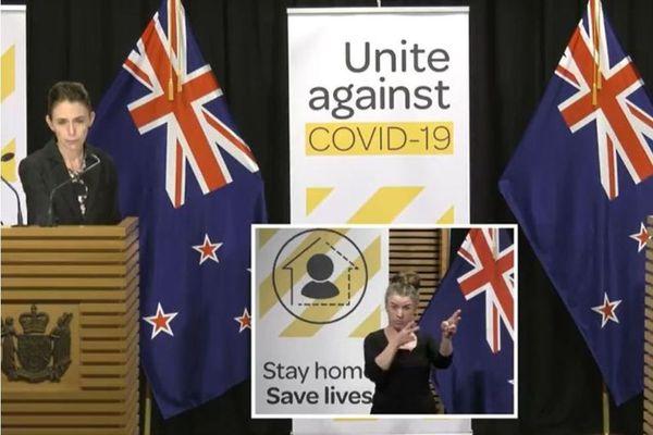 nouvelle zélande, baisse des cas de coronavirus