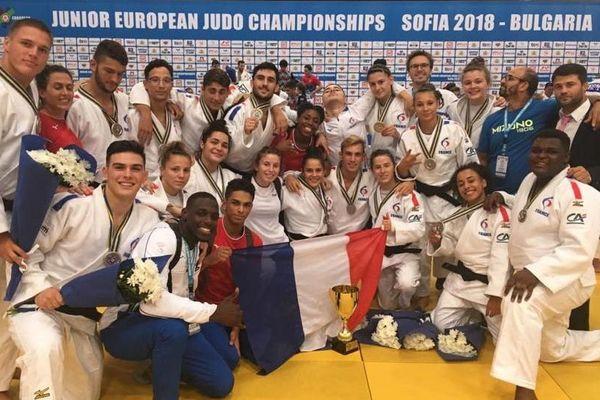 Judo Championnats d'Europe junior