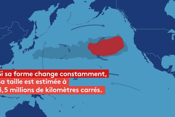 Le continent plastique du Pacifique couvre 3.5 millions de km2