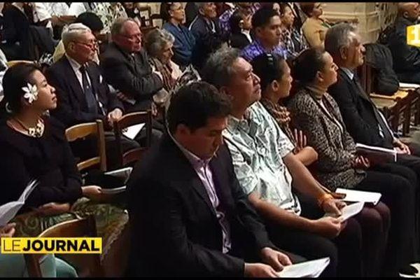 Un peu de fenua pour les Polynésiens hospitalisés à Paris