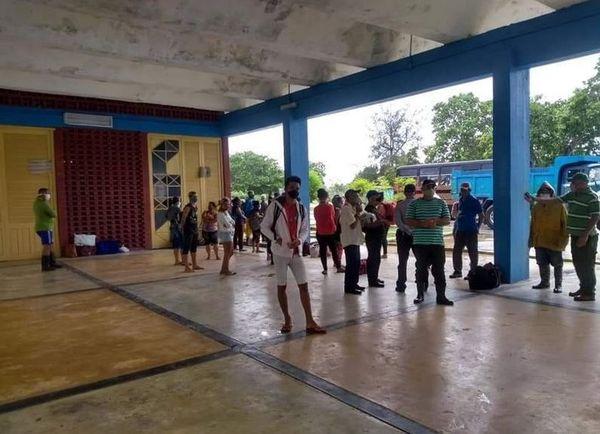 Cuba Pinar del Rio évacuations
