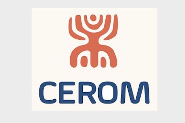 Logo du Cerom